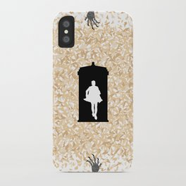 Doctor Who - Eternity iPhone Case