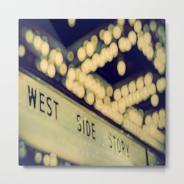 West Side Story Chicago Metal Print