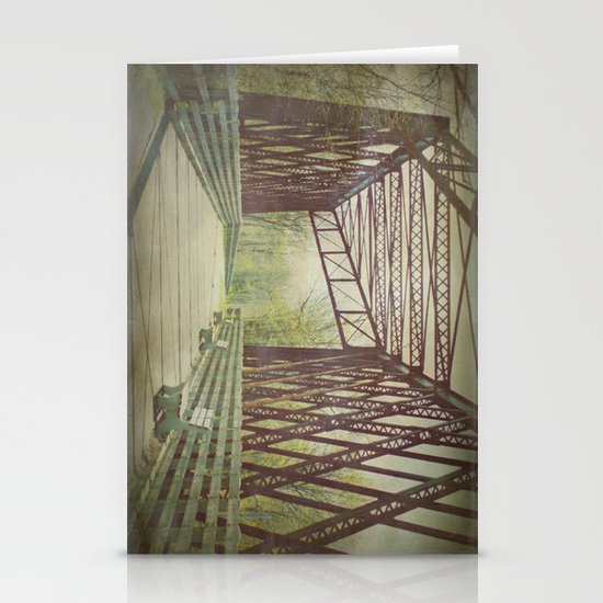 Come and Take a Walk with Me Stationery Cards