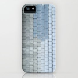 Wall 837 iPhone Case