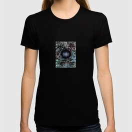 Rails in Space T-shirt