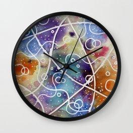 masking experiment 2 Wall Clock