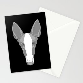 Ibizan Hound Team Snooter Stationery Cards