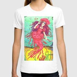 Jellyfish Mermaid T-shirt