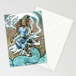Avatar Korra & Raava Stationery Cards