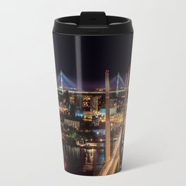 Vladivostok Travel Mug