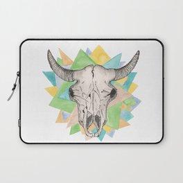Geo Skull Laptop Sleeve