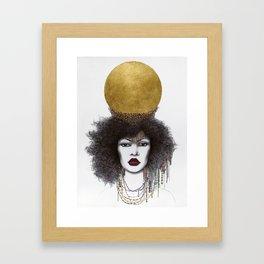 Rá Framed Art Print