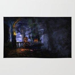 Castlevania: Vampire Variations- Bridge Rug