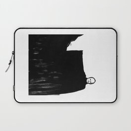 Nothing Escapes Me, No One Escapes Me Laptop Sleeve
