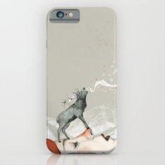 Deer Lady! Slim Case iPhone 6s