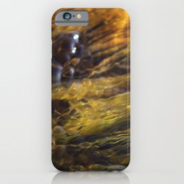 Rock Snot iPhone Case