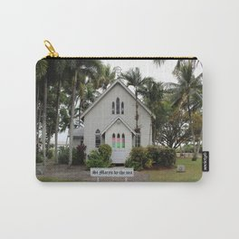 St Mary's by the Sea Carry-All Pouch