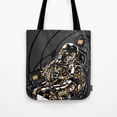Full Throttle Tote Bag