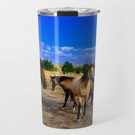 Happy Ponys Travel Mug