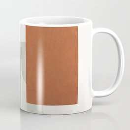 Minimal Shapes No.38 Coffee Mug