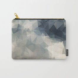 LOWPOLY GEOMETRIC SKY Carry-All Pouch