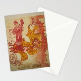 Monoprint 19 Stationery Cards