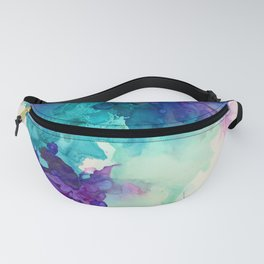 Blue Lagoon Fanny Pack