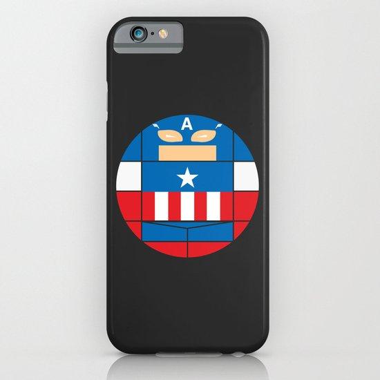 Captain America | Projekt Sirkols iPhone & iPod Case
