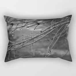 Aranea Ornament Rectangular Pillow