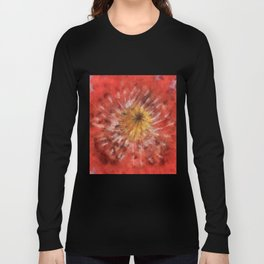 Poppy variation Long Sleeve T-shirt
