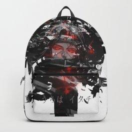 Uchiha Akatsuki Dark Monochrome Backpack