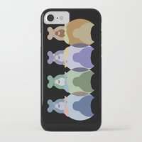 bears iPhone & iPod Cases featuring Bears by TypicalArtGuy