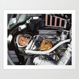 Sigma 7 Art Print