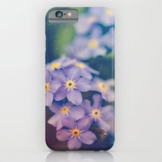 Forget Me Not Slim Case iPhone 6s