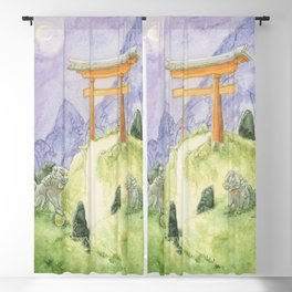 Torii Portal Blackout Curtain
