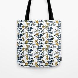 Autumn flowers 2 Tote Bag