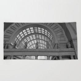 Union Station, No. 4 Beach Towel