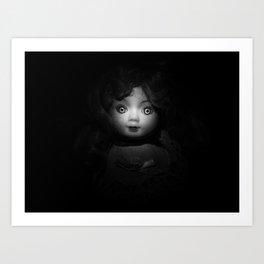 Doll III Art Print