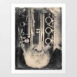 Woodwind Art Print