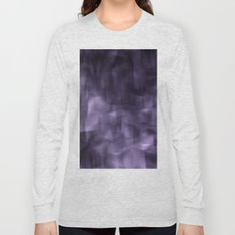 Purple abstract painting. Long Sleeve T-shirt