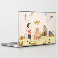 easter Laptop & iPad Skins featuring Easter by Judith Loske