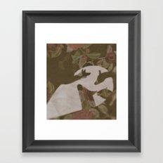 animal invasion (ii) Framed Art Print