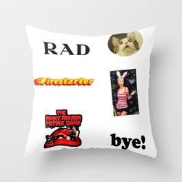 mix 04 Throw Pillow