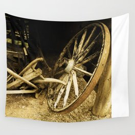 Old farm Wall Tapestry