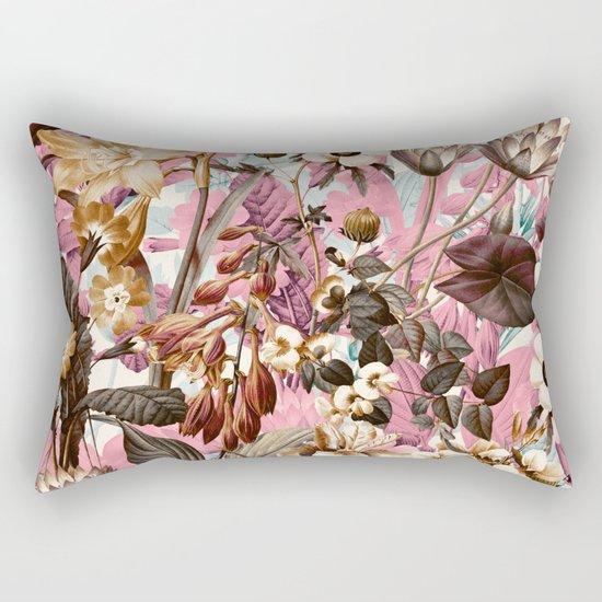 Natural Summer Pattern Rectangular Pillow