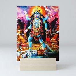 Hindu Kali 19 Mini Art Print
