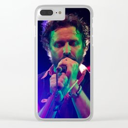 Rob Benedict with the Station Breaks in Amsterdam 2017 Clear iPhone Case