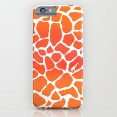 Giraffe Print   Animals Slim Case iPhone 6s