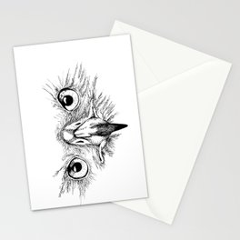 Eagle Eyes Stationery Cards