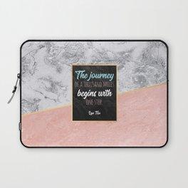 One step Laptop Sleeve