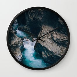 Run With Me Wall Clock