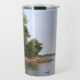 Marquette Shoreline Travel Mug