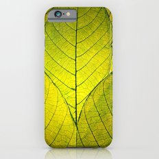 Every Leaf a Flower iPhone 6s Slim Case