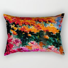 Sunsets Bloom Rectangular Pillow